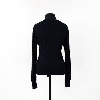 CARDIGAN PRETO DRESS TO, P